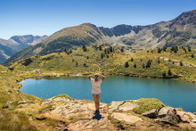 Lakes And Ski Lifts Located In...
