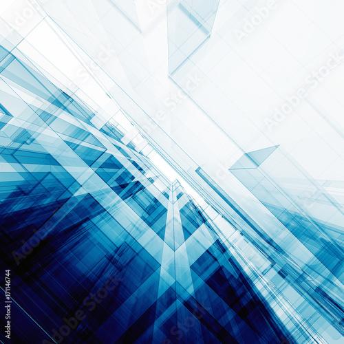 Plakat 3d renderingu wewnętrzny wnętrze