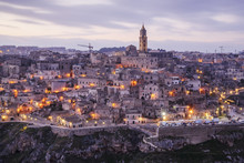 Italy, Basilicata, Matera Dist...