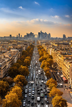 France, Ile-de-France, Paris, Champs Elysées