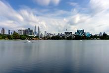 Long Exposure Of Kuala Lumpur ...
