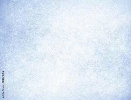 Ice texture background Wall mural