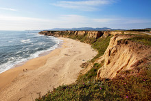 San Gregorio State Beach And P...