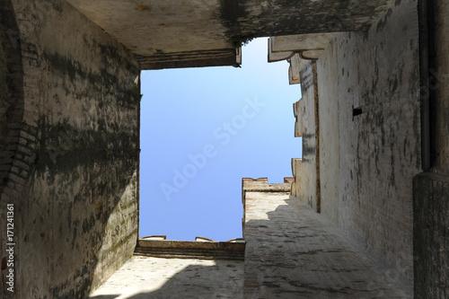 Foto op Plexiglas Cyprus Scaliger castle - the 13th century fortress in Sirmione, Lake Garda,Italy