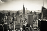 Fototapeta New York - Top of the Rock