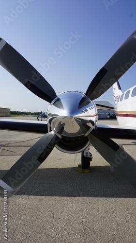 Fotografie, Obraz  Propeller - Airplane