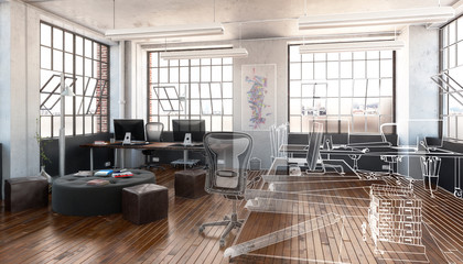 Postindustrial Office Design (development)