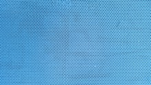 Blue Wrapping Texture With Dots