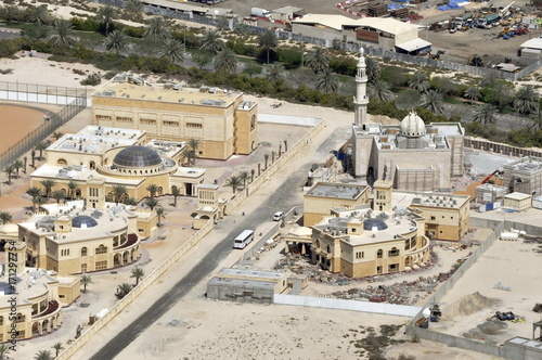 Photo  Aerial View of Dubai, United Arab Emirates