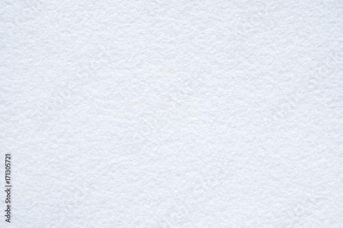 Fotografía  Snow liked white felt texture