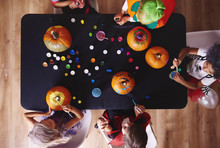 View From Above Kids Painting ...