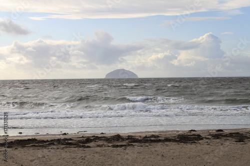 Ailsa Craig - South West Scotland Wallpaper Mural