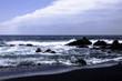Black beach / El Golfo / Lanzarote / Canary Islands