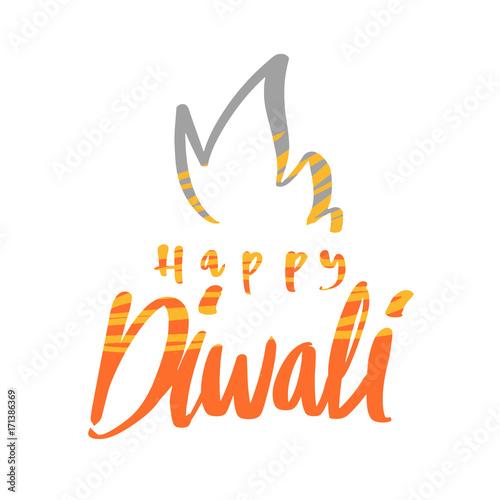 Happy Diwali Celebration Of Happy Deepavali Light And Fire