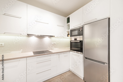 Fototapeta Wnętrze kuchni