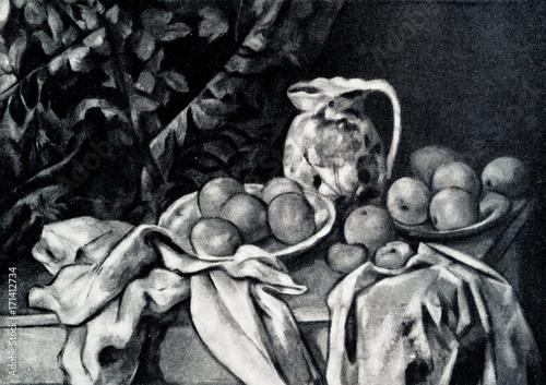 martwa-natura-z-zaslona-paul-cezanne-1895