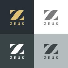 Elegant Letter Z Logo. Letter ...