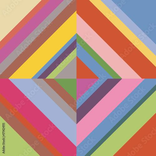 Vector abstract geometric  background Tapéta, Fotótapéta