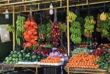 Fruit Stand In Sri Lanka
