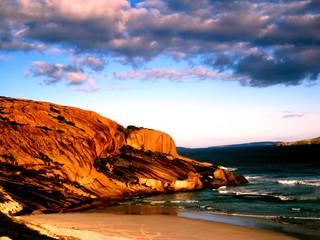 Obraz na PlexiWest coast