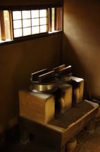 昔の炊飯道具