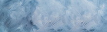 Blue Sky Pastel Color Painted Textured Background. Empty Abstract Backdrop