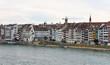 St Johanns Rheinweg - Basel - Switzerland