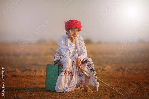 Valokuva  Rural Boy