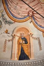 Saint Pierre à L'église San Nicolao Di Moriani En Corse