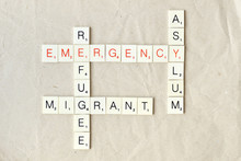Immigration, Refugee And Asylum Concept - Social Issues