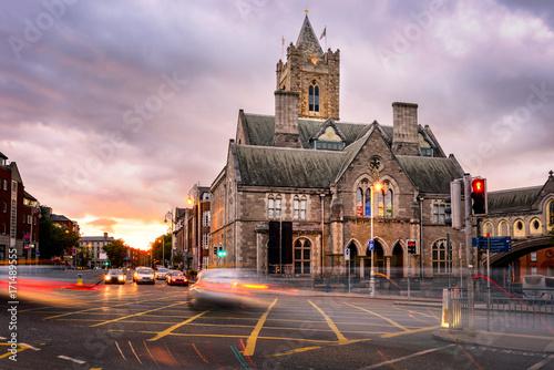 Fototapeta irlandzka katedra
