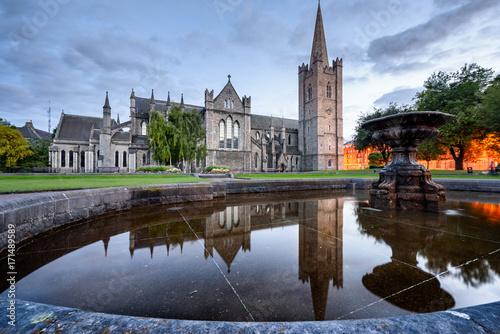 Fototapeta Katedra Świętego Patryka, Irlandia