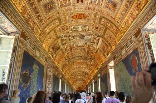 Fotografie, Obraz  vatican museum
