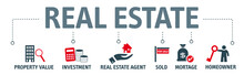 Banner Real Estate Concept - V...