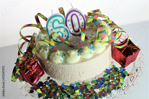 An Image Of A Birthday Cake