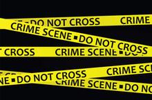 Crime Scene Tape. Vector Illus...