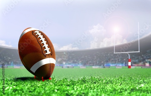 American football penalty kick