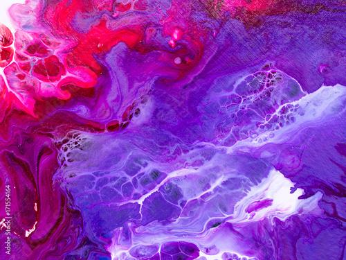 fioletowa-abstrakcja