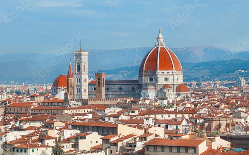 Plakat Katedra Duomo we Florencji