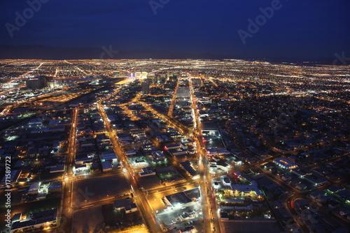 Obraz na dibondzie (fotoboard) Las Vegas, USA
