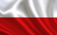 Polish Flag. Poland Flag. Flag...