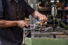 Mature Craftsman Drilling Comp...