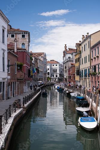 Plakat Wenecja, Włochy, Europa