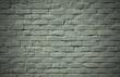 Monochrome brick wall background