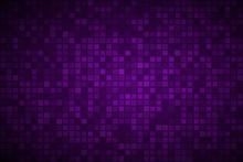 Dark Purple Abstract Backgroun...