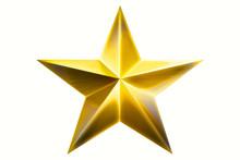 Golden Star Award For Game Iso...
