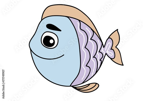 Fototapeta ryba obraz