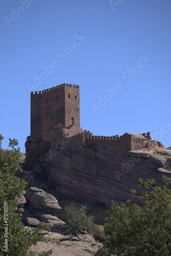 Castillo de Zafra Poster
