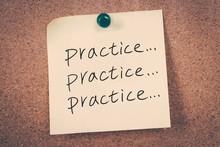 Practice Concept Reminder Mess...
