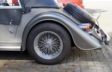 Sportwagen Im Stil Der 1930er-Jahre